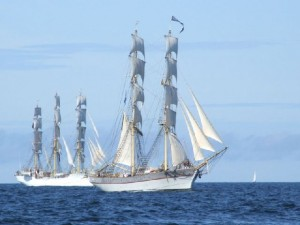 Regaty Tall Ships Races 2009